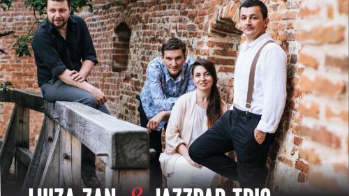 """""""Dragobete's Wings"""":  LUIZA ZAN cântă JAZZ la SALA RADIO!"""