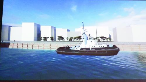 Portul Tulcea se modernizează după 30 de ani