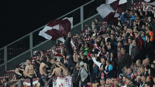 U Craiova, la trei goluri de fotoliul de lider