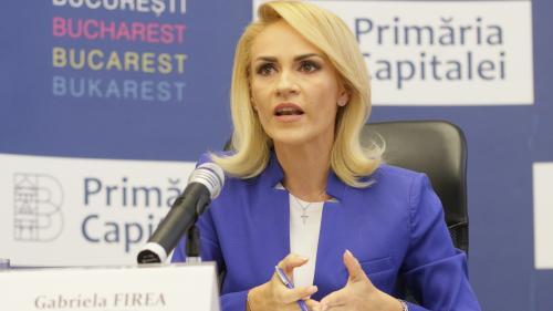 Gabriela Firea va anunța decizia finală cu privire la vinieta Oxigen