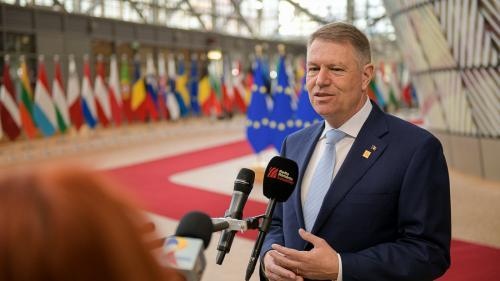 Iohannis nu explică eșecul de la Bruxelles pentru bugetul UE