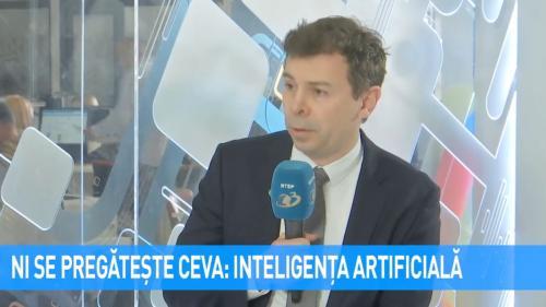 VIDEO: Ni se pregătește ceva: Inteligența Artificială