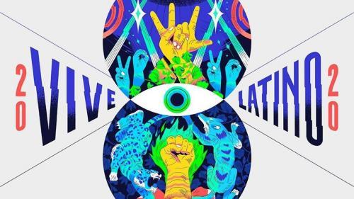În plină pandemie de coronavirus, Festivalul Vive Latino din Mexic a debutat cu peste 70.000 de spectatori