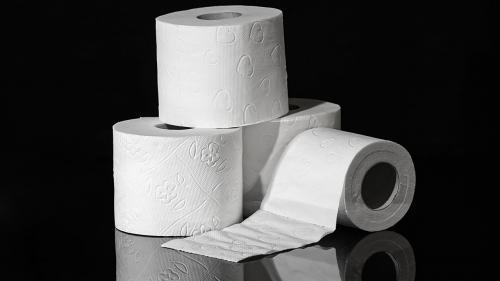 Provocarea momentului: Pancu şi Lupescu au făcut duble cu hârtia igienică