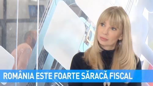 VIDEO România este foarte săracă fiscal