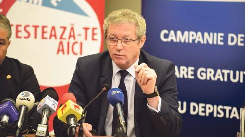Streinu-Cercel spune că în București vor fi testate 10.500 de persoane