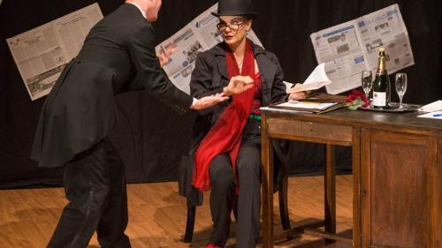 De Ziua Mondială a Teatrului, spectacolele sunt transmise online