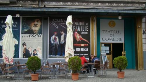 Teatrul de Comedie VINE la voi!