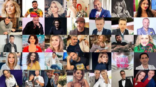 Mâine, de la ora 13:00,Zeci de vedete vor participa duminicã la teledonul organizat de Antena Group, Români Împreunã