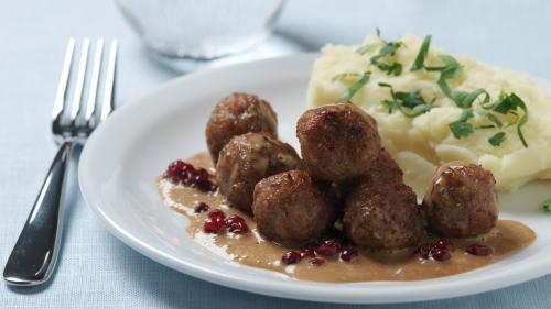 Rețeta pentru chifteluțe suedeze de la Ikea
