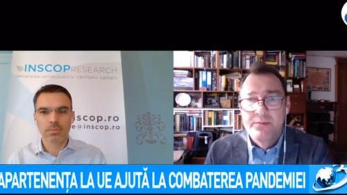 VIDEO Jurnalul de economie: Apartenența la UE ajută la combaterea pandemiei
