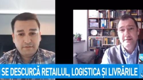 Video. Jurnalul de economie. Cum se descurcă retailul, logistica și livrările de bunuri