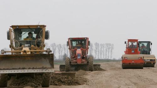 Oferte pentru construcția tronsonului Zimbor - Poarta Sălajului din Autostrada Brașov - Oradea