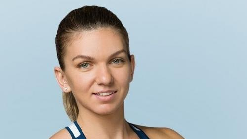 Tenis de apartament: Simona Halep se antrenează în sufragerie în timpul pandemiei