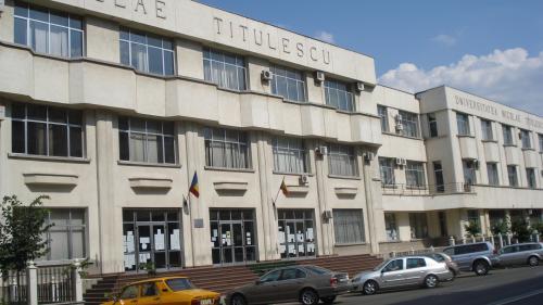 Noua conducere a Universității Titulescu: Rector-Mihai Hotca