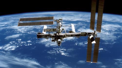 Capsula spațială Soyuz MS-16 pregătită de lansare. Doi cosmonauți ruși și un american se vor afla la bord