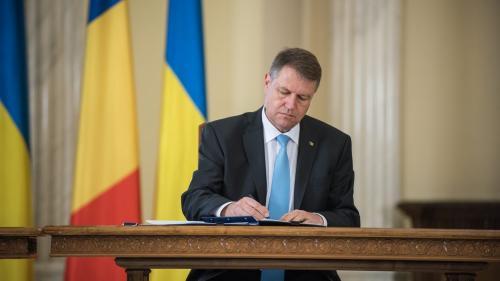România se împrumută la BIRD pentru situaţii critice de urgenţă. Iohannis a semnat decretul