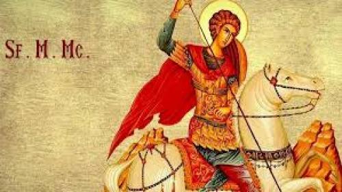 Sfântul Gheorghe, 23 aprilie. Peste 1 milion de români își sărbătoresc ziua numelui