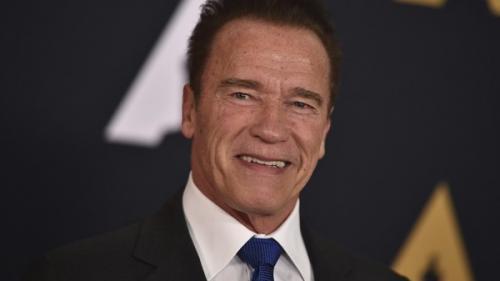 Arnold Schwarzenegger va deveni bunic