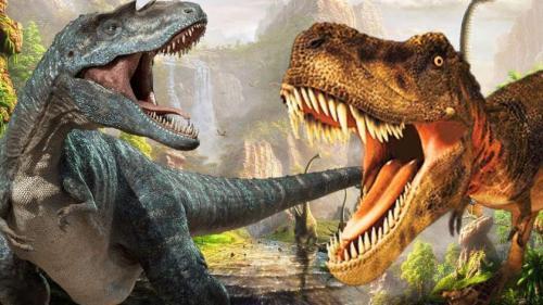 A fost descoperită prima specie de dinozaur înotător