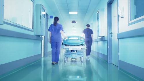 Noul spital din Lipova va fi gata la sfârșitul lunii mai. Acesta a fost construit cu 5,6 milioane de euro
