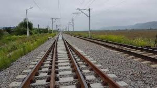 Încep lucrările la calea ferată Brașov - Apața și Cața - Sighișoara