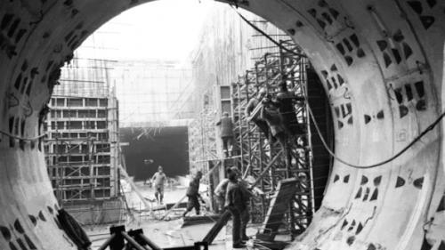 Minerii de sub București