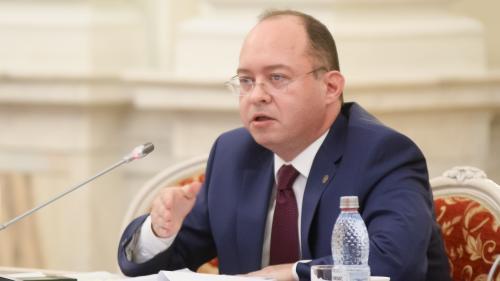 Bogdan Aurescu încearcă să repare gafele lui Klaus Iohannis
