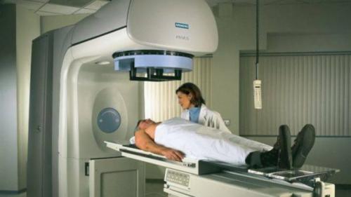 Computer tomograf care identifică infecția COVID, inaugurat la Spitalul V. Babeș, din București