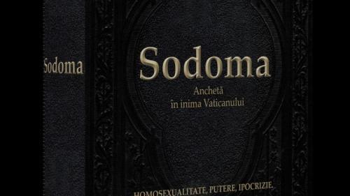 Editura RAO lansează Sodoma - Anchetă în inima Vaticanului