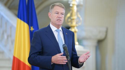 Klaus Iohannis, declarații de presă după ședința CSAT: Parteneriatul strategic cu SUA, apartenența la NATO, UE sunt reafirmate ca piloni ai politicii noaste