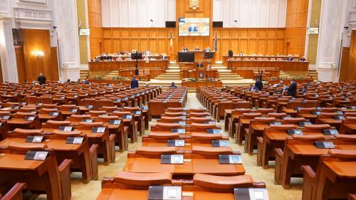 Proiectul UDMR de declarare a zilei de 15 martie sărbătoare a comunităţii maghiare, retrimis la comisie