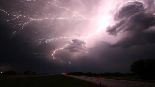 Cod galben de furtuni în șase județe, până la ora 19:00