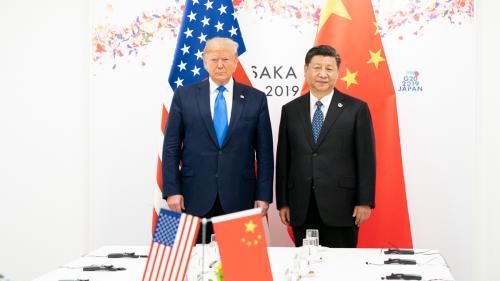 """Statele Unite şi China sunt în """"competiţie strategică"""""""