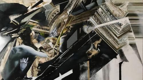 """Bianca Paraschiv câștigă singurul Premiu I acordat în cadrul Concursului Internațional de Arte plastice """"Martha Bibescu"""" - ediția I"""