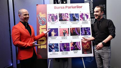 11 concurenți se luptă în finala iUmor, sezonul 8
