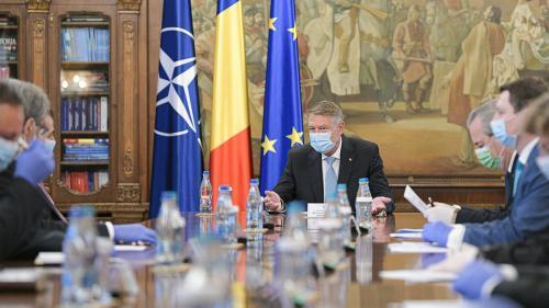 Iohannis repornește economia cu o parcare de 1 milion, la Cotroceni