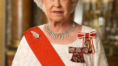 Ceremonie restrânsă la aniversarea oficială a reginei Elisabeta a II-a a Regatului Unit
