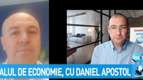 Video. Jurnalul de economie. Bunăstarea financiară în pandemie