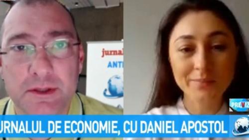 Video. Jurnalul de economie. Ingrijorări cu privire la starea economiei