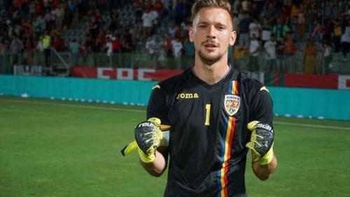 Portarul român Ionuț Radu rămâne la Parma până la finalul sezonului