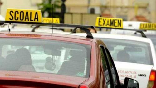 Prefectura Capitalei: Se suspendă temporar examenele pentru obținerea permisului de conducere