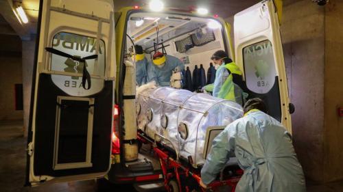2,5% din angajații Spitalului Județean din Sibiu, confirmați cu noul coronavirus