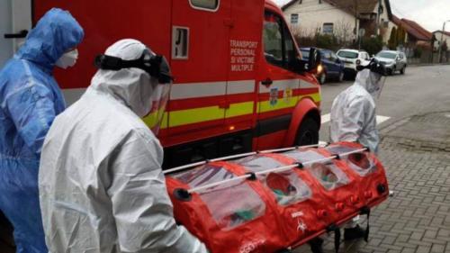 Alertă în România: Creștere alarmantă a numărului de noi cazuri de COVID-19. 450 în doar 24 de ore