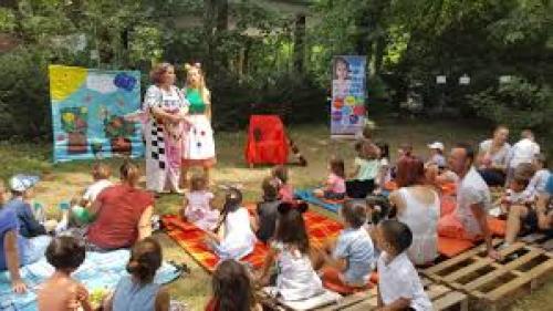 Ateliere în aer liber pentru copii la Muzeul Municipiului București