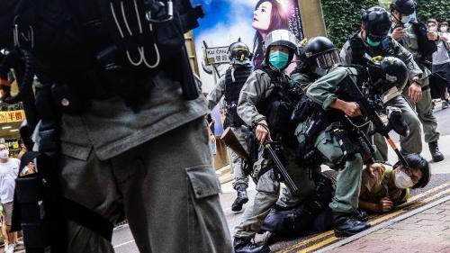 China înghite Hong Kong înainte de termen