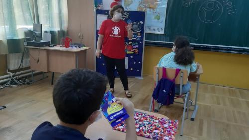 Cursuri de recuperare şcolară pentru copiii vulnerabili