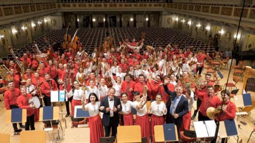 """Proiectul online """"O poveste de succes"""" –  Istoria Orchestrelor Naționale de Tineret ale României 2008 – 2020  lansat pe 1 iulie"""