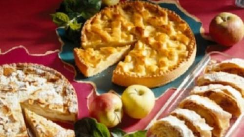 Tort de mere - rețetă din copilărie
