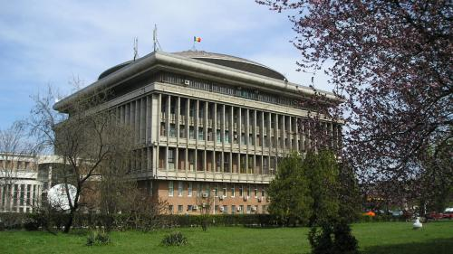 """Festivitate de absolvire Universitatea POLITEHNICA din București pentru Generația 2020 - promoția """"Academician Mihai Drăgănescu"""""""
